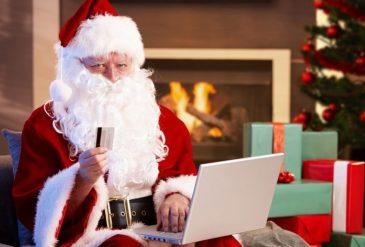 Os dez mandamentos para as vendas de Natal